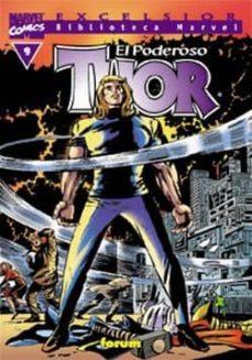 Alienazioneparentale.it El Poderoso Thor Nº 9 (Biblioteca Marvel) Image