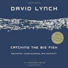 catching the big fish-david lynch-9780143130147