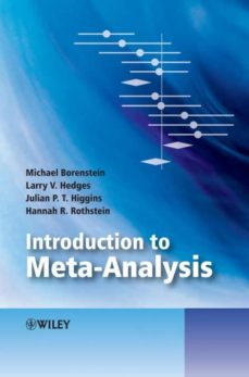 Ebook ita descarga gratuita epub INTRODUCTION TO META-ANALYSIS en español de BORENSTEIN 9780470057247