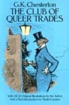 the club of queer trades-g.k. chesterton-9780486255347