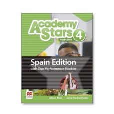 Descargar ACADEMY STARS 4 PERFORM BKLT PUPILS BOOK  PACK gratis pdf - leer online