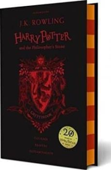 Descarga gratuita de libros de francés HARRY POTTER AND THE PHILOSOPHER S STONE - GRYFFINDOR EDITION RTF DJVU (Spanish Edition)
