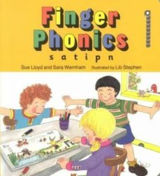 finger phonics book 1 (s,a,t,i,p,n)-9781870946247