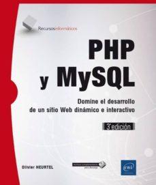 Descargar PHP Y MYSQL gratis pdf - leer online