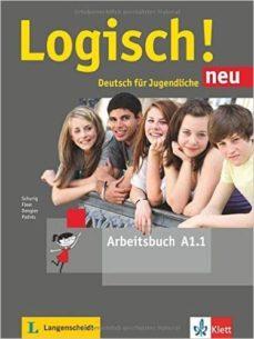 Descargas gratuitas de libros electrónicos de kobo LOGISCH NEU A1.1 EJERCICIOS+AUD ONLINE de  (Literatura española) 9783126052047
