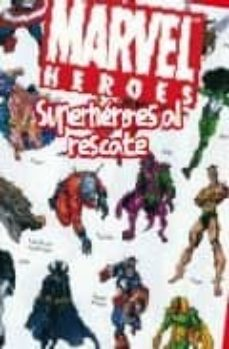 Ojpa.es Superheroes Al Rescate (Marvel Heroes) Image