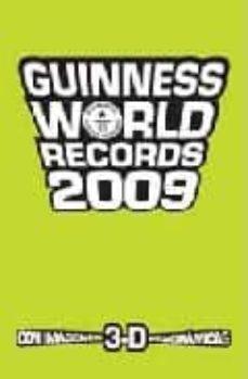 Permacultivo.es Libro Guinness De Los Records 2009 (Incluye 2 Pares De Gafas) Image