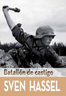 Descarga gratuita de libros electrónicos para celular BATALLON DE CASTIGO 9788415372547