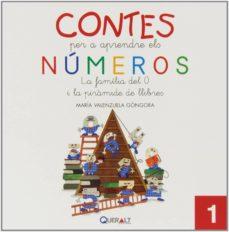 Mrnice.mx Contes Per Aprendre Els Números - Quadern 1 -Familia Del 0 Image