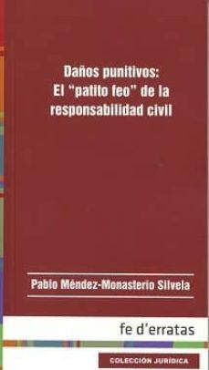 """Inmaswan.es Daños Punitivos: El &Quot;patito Feo"""" De La Responsabilidad Civil Image"""