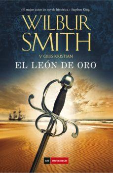 el leon de oro-wilbur smith-9788416634347