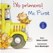Geekmag.es Yo Primero! / Me First (Bilingüe) Image