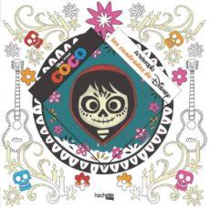 Descargar libros completos scribd ARTETERAPIA: LOS CUADRADOS DE DISNEY: COCO 9788416857647