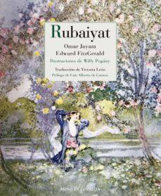 Descarga gratuita de libros electrónicos para mp3 RUBAIYAT de OMAR JAYYAM, EDWARD FITZGERALD FB2 CHM (Spanish Edition) 9788416968947