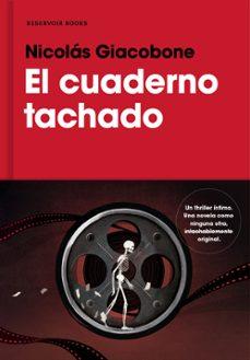 Amazon kindle ebook EL CUADERNO TACHADO de NICOLAS GIACOBONE 9788417125547 in Spanish