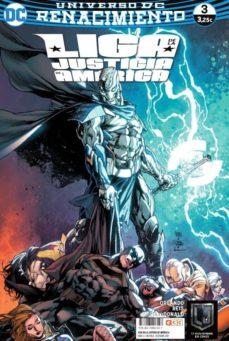 Permacultivo.es Liga De La Justicia De America Nº 3 (Renacimiento) Image