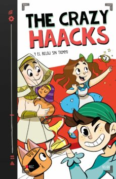 the crazy haacks y el reloj sin tiempo (serie the crazy haacks 3)-9788417460747