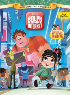 ralph rompe internet. gran libro de la pelicula-9788417529147