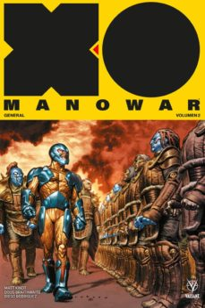 Mrnice.mx X-o Manowar Vol. 2 Image