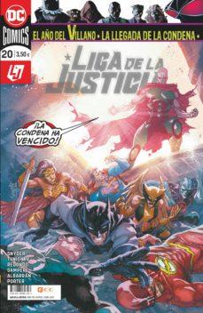 Bressoamisuradi.it Liga De La Justicia Nº 98/20 Image