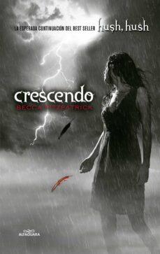 crescendo (saga hush, hush 2)-becca fitzpatrick-9788420434247