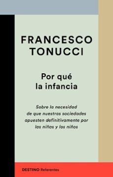 Audiolibros gratuitos para descargar POR QUÉ LA INFANCIA 9788423356447 en español
