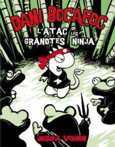 Ojpa.es Dani Bocafoc: L Atac De Les Granotes Ninja Image