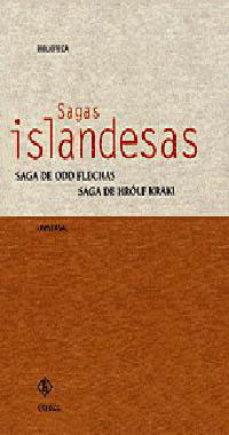 Mrnice.mx Sagas Islandesas: Saga De Odd Flechas; Saga De Hrolf Kraki Image