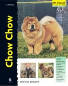 chow chow-eric freeman-9788425515347