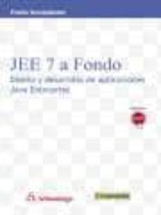 Permacultivo.es Jee 7 A Fondo: Diseño Y Desarrollo Aplica. Java Enterprise Image