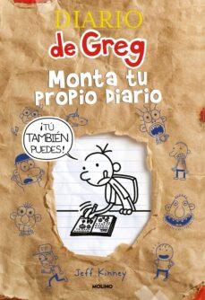 diario de greg: monta tu propio diario-jeff kinney-9788427203747