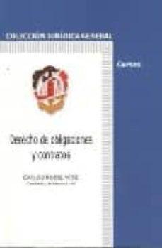 Javiercoterillo.es Derecho De Obligaciones Y Contratos. Image