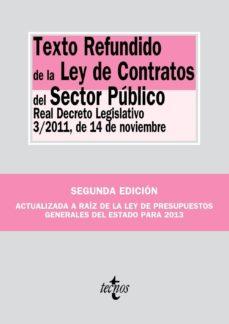 Garumclubgourmet.es Texto Refundido De La Ley De Contratos Del Sector Publico Image