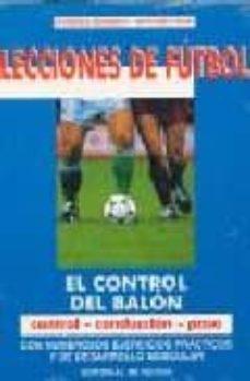 Javiercoterillo.es Lecciones De Futbol, El Control Del Balon Image