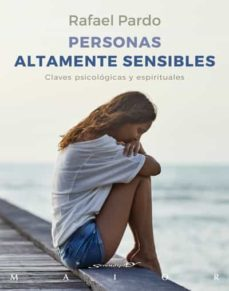 personas altamente sensibles-rafael pardo-9788433030047