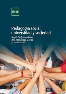pedagogía social, universidad y sociedad (ebook)-9788436270747