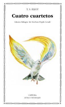 Descargar libros electrónicos gratis para kindle CUATRO CUARTETOS en español de T.S. ELIOT 9788437607047