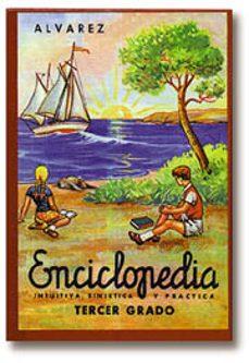 enciclopedia alvarez, tercer grado-juan antonio perez alvarez-antonio alvarez-9788441402447