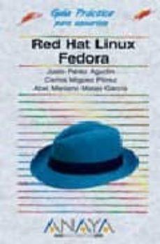 red hat linux fedora (guia practica para usuarios)-9788441520547