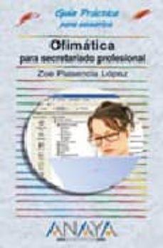 Premioinnovacionsanitaria.es Ofimatica Para Secretariado Profesional Image