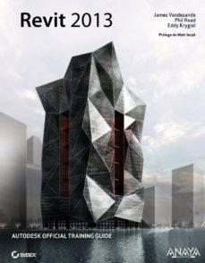 Descargar REVIT ARCHITECTURE 2013 gratis pdf - leer online
