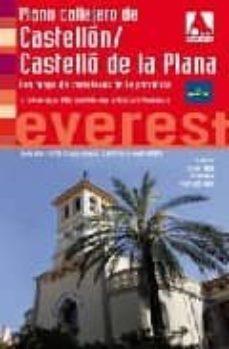 Inmaswan.es Plano Callejero De Castellon/castello De La Plana Image