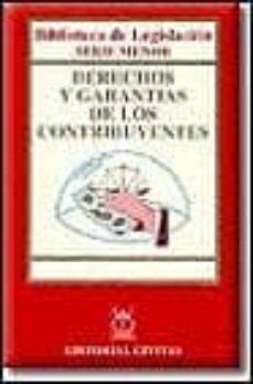 Encuentroelemadrid.es Derechos Y Garantias De Los Contribuyentes (2ª Ed.) Image