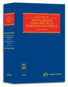 Inmaswan.es Responsabilidad Patrimonial De Las Administraciones Publicas (5ª Ed.) Image