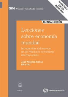 Inmaswan.es Lecciones Sobre Economia Mundial (5ª Ed) Image