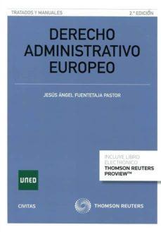 Titantitan.mx Derecho Administrativo Europeo 2015 (2ª Ed.) Image