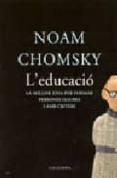l educacio-noam chomsky-9788466406147