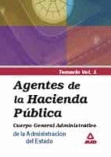 Ojpa.es Agentes De La Hacienda Publica Temario Vol. I Image