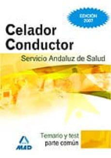 Javiercoterillo.es Celadores Conductores Del Servicio Andaluz De Salud. Sas. Temario Y Test Image