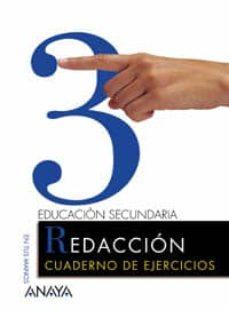 Geekmag.es Redaccion. Cuaderno De Ejercicos 3 (En Tus Manos) 3º Eso Image
